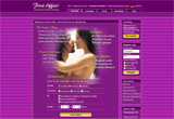 First Affair Webseite