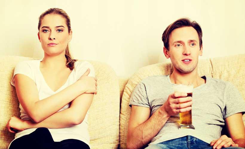 wie man weiß, ob ein Mann glücklich verheiratet ist